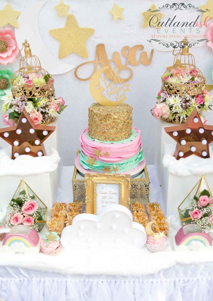 Twinkle Twinkle 1st Birthday Party   Ishrat Joosub   Outlandish Events