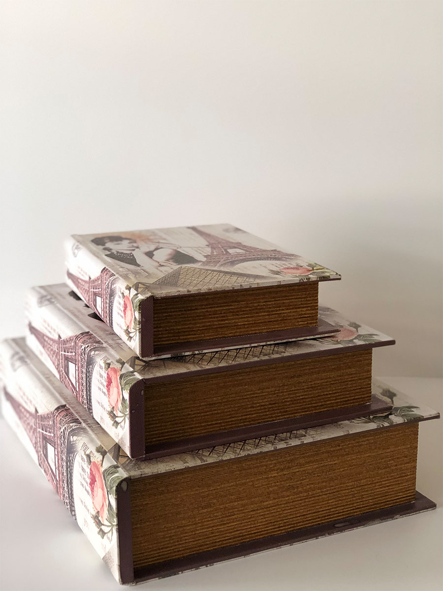 Book Vaults