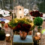 Industrial Themed Alice In Wonderland Corporate Event