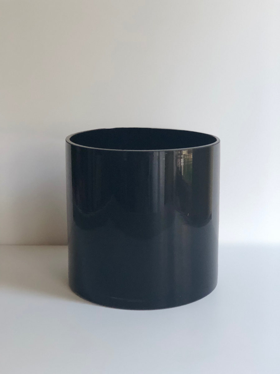 The Decor Style Studio - Black Vase For Hire