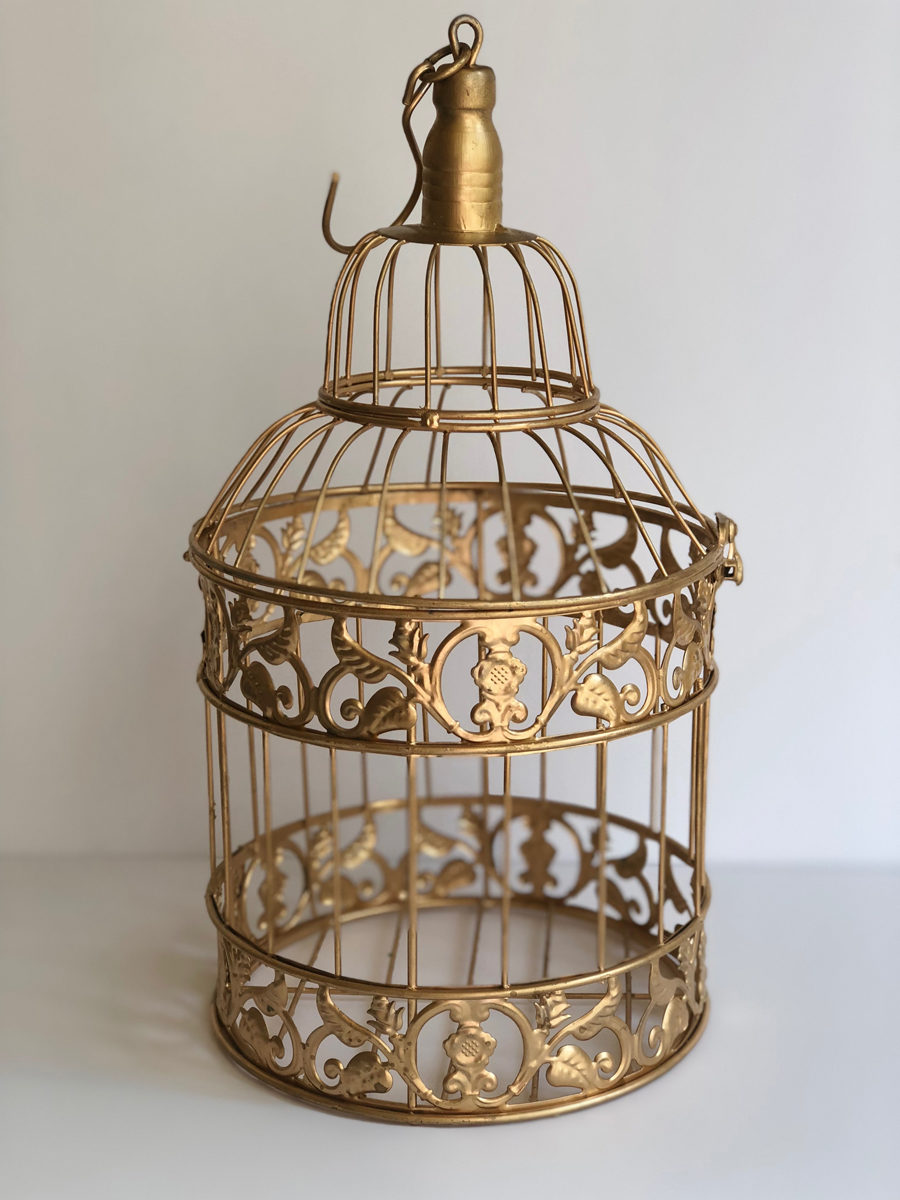 Bird Cage For Hire in Johannesburg - The Decor Style Studio
