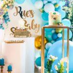 Luxe Baby Shower Ishrat Joosub Outlandish Events Johannesburg