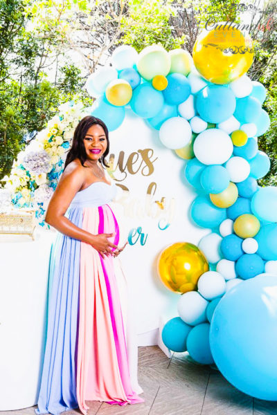 Luxe Baby Showers in Johannesburg
