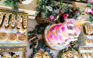 Rustic Royal 1st Birthday Party