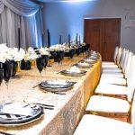Corporate High-End Dinner Ishrat Joosub Outlandish Events