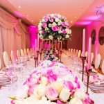 Rosegold and Blush VIP High End Corporate Dinner