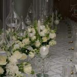 White Elegance + Crystals VIP Corporate DInner