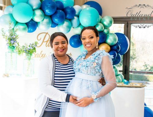 Palesa's Luxury Baby Shower