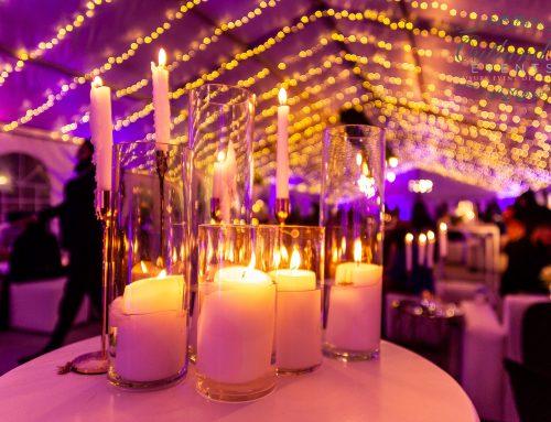 Rustic Pre-Wedding Reception