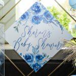 Glamorous Intimate Baby Shower