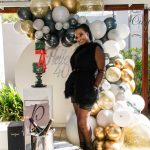 Intimate Home Celebration - 40th Birthday Party