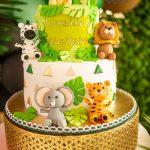 Home Celebration: Wild One Safari Birthday Party
