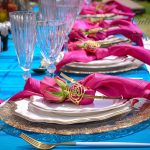Classic Indian themed 40th birthday party