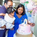 Riya's Rainbow First Birthday Party